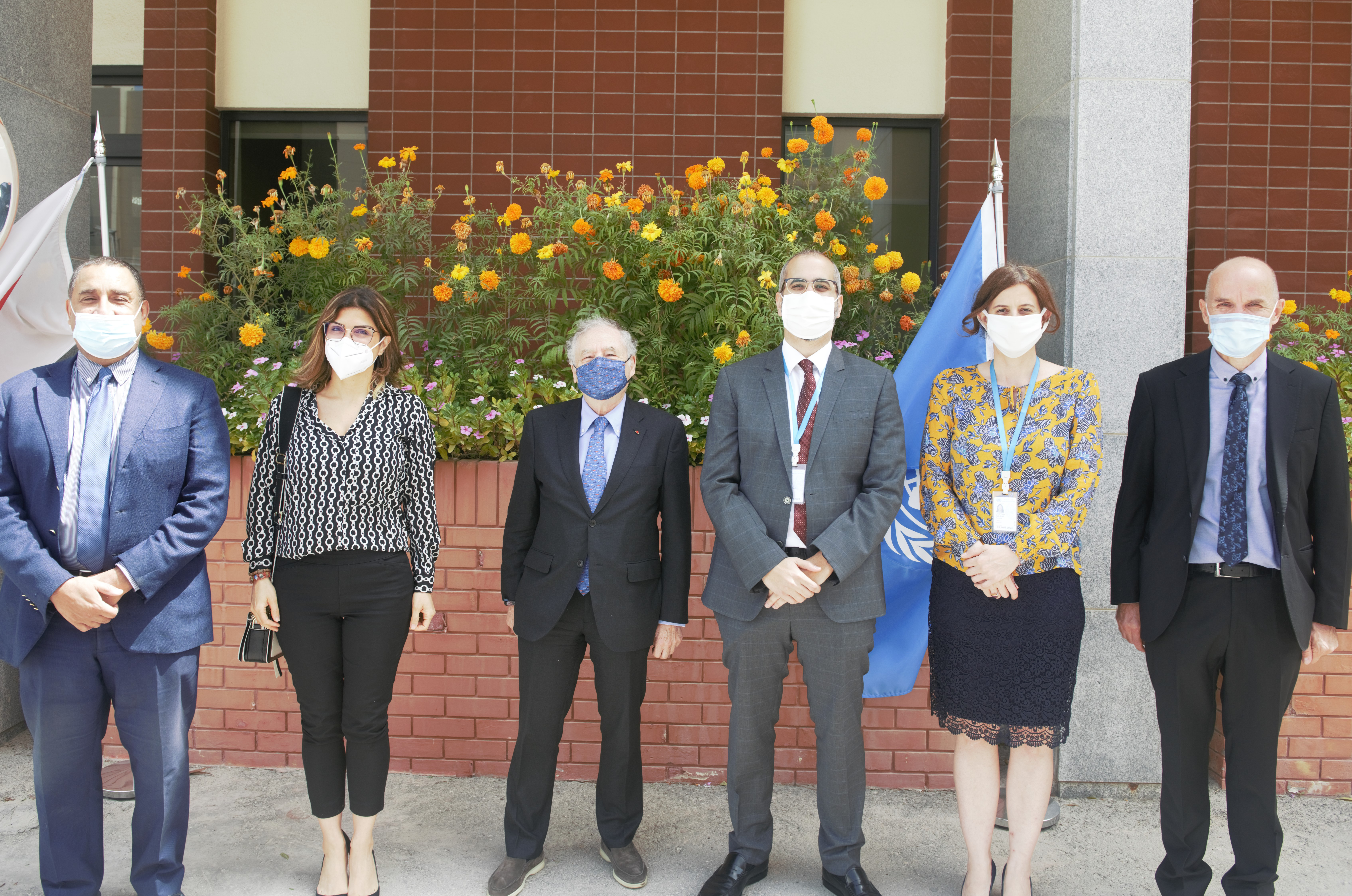 UN Special Envoy for Road Safety visits UN House in Bahrain